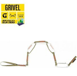 Grivel 環式繩鍊/雛菊繩環/23kN防呆安全結構 Daisy Chain 120cm RTGDAISY 義大利製