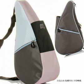 Healthy Back Bag HB6123-PT 玫瑰晶鹽 雙面配色寶背包/AmeriBag/側背包/寶貝包 雙面用