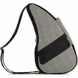 Healthy Back Bag 寶背包/側背包/寶貝包/復古帆布寶背包 都會格紋寶背包-格紋 HB15213
