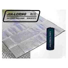 JIA~LORNG 嘉隆   50cm~180cm 單人鋁箔睡墊  防潮地墊