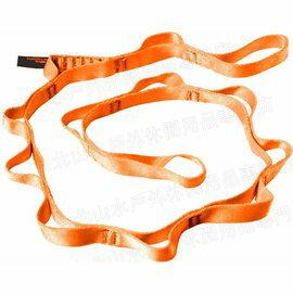 [ JIA-LORNG 嘉隆 ] TB-010-A 掛物繩帶 120cm(尼龍織帶) 橘色