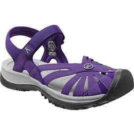 [ KEEN ] 涼鞋/運動涼鞋/護趾涼鞋/拖鞋 Rose Sandal 女 1012548 紫灰