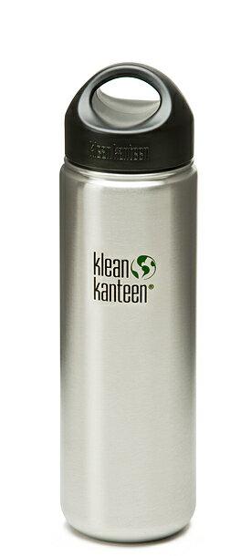 [ Klean Kanteen ] 27oz / 800ml 原色版 寬口 不鏽鋼水瓶 水壺 可利鋼瓶 K27WSSL