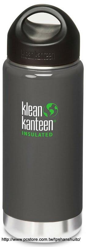 [ Klean Kanteen ] 16oz/473ml K16VWSSL 不鏽鋼保溫瓶/水瓶/水壺/可利鋼瓶 AG 海鳥灰