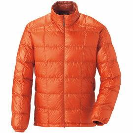 零碼特價 [ Mont-Bell ] U.L. Down 800FP 男款 超輕量保暖鵝絨羽絨外套 羽毛衣 1101376-SSOG 橘色 montbell