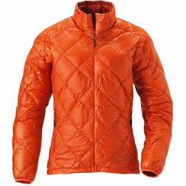 零碼特價 [ Mont-Bell ] U.L. Down 800FP 女款 超輕量保暖鵝絨羽絨外套 羽毛衣 1101377-SSOG 橘色 montbell