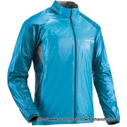 [ Mont-Bell ] Ultra Light Shell 女款超輕量防潑水保暖軟殼風衣 1106445 BS/TQ 青藍 montbell