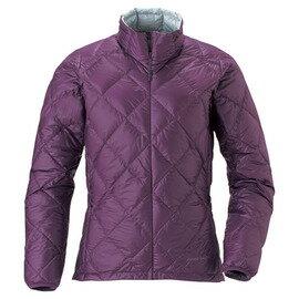 [ Mont-Bell ] U.L.DOWN CONCEAL ZIP 女款800FP超輕量保暖鵝絨 羽毛衣/羽絨外套 1101442 EP 紫色 montbell