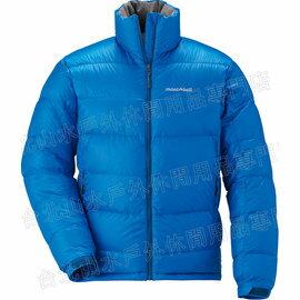 [ Mont-Bell ] Alpine 800FP 高保暖超輕鵝絨羽絨外套/羽毛衣 男款 1101426-PRBL 亮藍 montbell