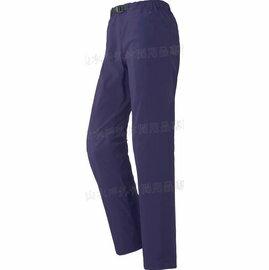 [ Mont-Bell ] Stretch O.D. Pants 女款 休閒彈性長褲/登山長褲/快乾排汗褲 1105472 PUNV藍紫 montbell