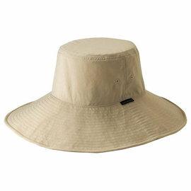 Mont-BellParasolHat防曬大盤帽可折收抗紫外線圓盤帽1108435_LTN淺卡其montbell