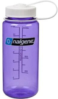 [ Nalgene ] 寬嘴水壺 Tritan 500cc 美國製 紫色