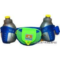 慢跑_路跑周邊商品推薦到[ NATHAN ] Trail Mix 雙水壺腰包/水壺腰帶/馬拉松慢跑腰包 單車/馬拉松/三鐵/路跑/健身 NA4625NEB 藍色