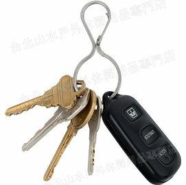 [ NITE IZE ] KIC-11-R3 Infini Key Clip 6字扣鑰匙圈/葫蘆型帶鎖鑰匙扣