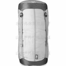 [ Outdoor Research ] 輕量壓縮袋 15L 灰色 37487 Ultralight Compression Sacks