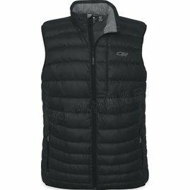 [ Outdoor Research ] Transcendent Vest 保暖羽絨背心 男款 57582 001 黑
