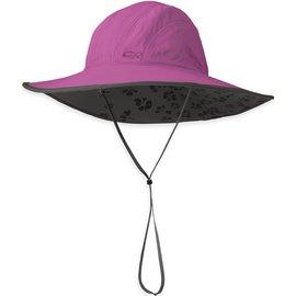 [ Outdoor Research ] Oasis Sombrero 超防曬透氣大盤帽/遮陽帽/圓盤帽 UPF50 OR80710 330桑莓