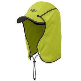 [ Outdoor Research ] Sun Runner Cap 後遮鴨舌帽/跑步帽/棒球帽/抗UV防曬 擋片可拆 OR80610 草綠489