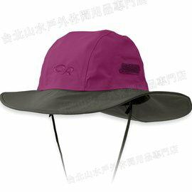 [ Outdoor Research ] Seattle Sombrero 西雅圖防水圓盤帽/登山帽 Gore-tex OR82130-388 蘭花紫