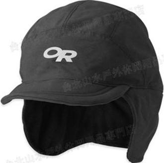 [ Outdoor Research ] Rando Cap 防水保暖遮耳帽/登山帽/Gore-tex保暖帽/毛帽 82051/243498 黑色