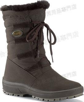 Olang 防水雪鞋/保暖雪靴/出國/旅遊/賞雪 Nora tex 女款 OL-1402W 歐洲製造 咖啡色