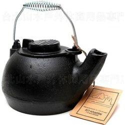 [ Old Mountain ] 2L鑄鐵水壺/茶壺/鑄鐵鍋/荷蘭鍋 10129 美國 Cast Iron Tea Kettle