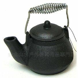 [ Old Mountain ] 迷你鑄鐵水壺/茶壺/鑄鐵鍋/荷蘭鍋 10179 美國 Mini Tea Kettle 0.4L