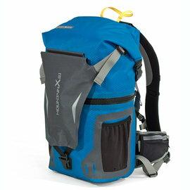[ Ortlieb ] R4903 海藍 MountainX 31L 德國專業防水後背包/防水越野運動背包/防水單車包
