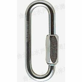 [ Petzl ] GO n7橢圓形環扣/橢圓連接環-鋼質 P15