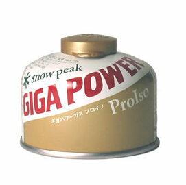 [ Snow Peak ] GP-100G 高效能金罐高山瓦斯 (110G) GigaPower Fuel 110 Gold