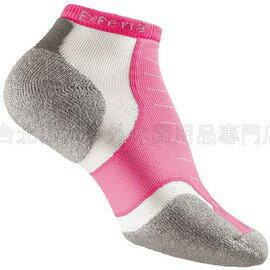 [ Thorlos ] EXPERIA 雪豹 超短筒運動襪/跑步襪 XCCU 199螢光粉