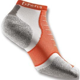 [Thorlos]EXPERIA雪豹超短筒運動襪跑步襪XCCU197橘