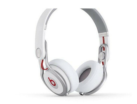 Beats by dr.dre Mixr  耳機 與 Monster David Guetta DJ聯名 白色 2