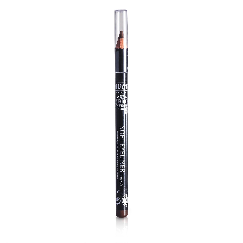 萊唯德 Lavera - 有機輕柔眼線筆Soft Eyeliner Pencil