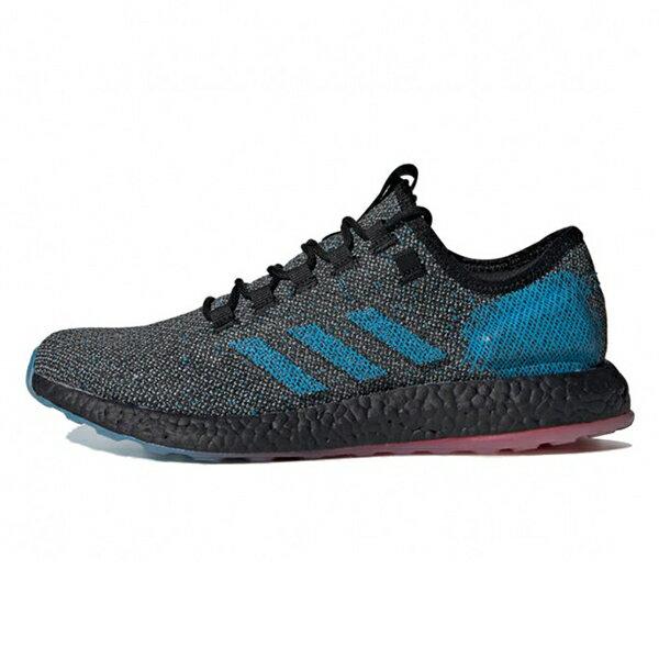 【ADIDAS】PureBOOST LTD 運動鞋 慢跑鞋 襪套 透氣 男鞋 -B37811