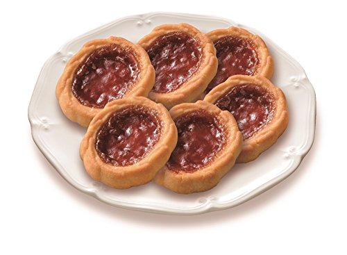 【Bourbon 北日本】期間限定 HomeCafe Biscuits草莓塔餅乾 14枚入 112g 日本進口餅乾  挑食屋® 3.18-4 / 7店休 暫停出貨 3