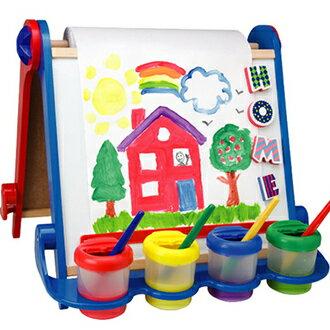 【美國ALEX】折疊式兒童專用畫架(超值組)【紫貝殼】 - 限時優惠好康折扣