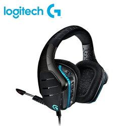 【logitech 羅技】G633 7.1環繞音效遊戲耳麥 【限量送束口收納袋】【三井3C】