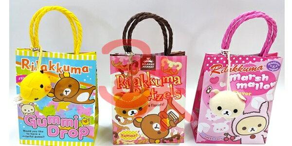 (日本) Heart  拉拉熊手提袋巧克力禮盒 ~1盒55g~1盒150元~隨機出貨【 4977629609623 】