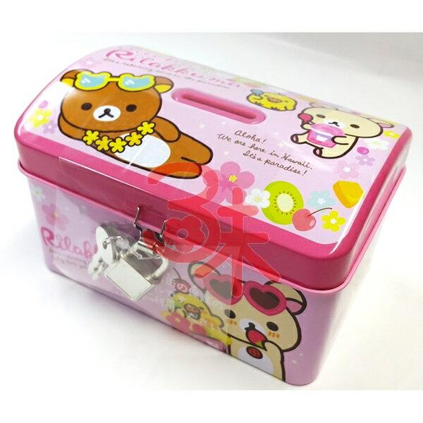 (日本) Heart  拉拉熊存錢筒巧克力禮盒~1盒 170g~1盒230元~ 4977629609654