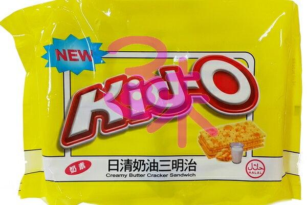 (菲律賓) Kid-o 日清奶油三明治 350公克 100元 【 4807770190124 】