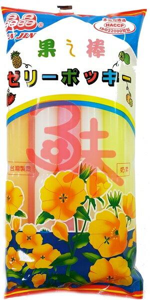 (台灣) 晶晶 果之棒 85gX10支 30元 【4710298940075】 (乳酸冰棒)