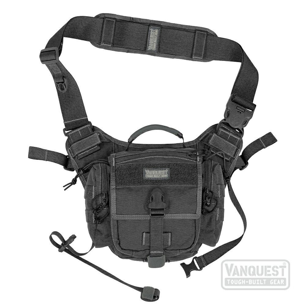 VANQUEST 戰術 戶外 休閒 防水 耐磨 多功能斜(側) 綁腿 包 TOLCAT 2.0 - 限時優惠好康折扣