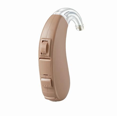 【虹韻西門子】耳掛式助聽器12S,贈品:六顆助聽器電池