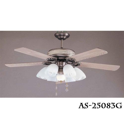 傳統系列★60吋吊扇燈風扇燈檀木光源另計★永光照明AS-25083+AS-25084