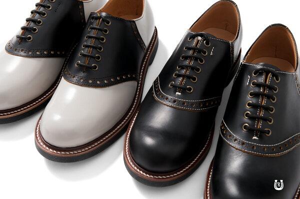 Chainloop Your Life:【預購八折】RetrodandySaddleshoes經典復古工作皮鞋日廠Goodyear固特異手工製鞋法