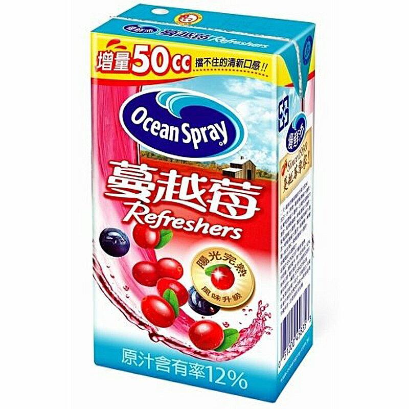 優鮮沛蔓越莓綜合果汁飲料300ml(24入)/箱【康鄰超市】
