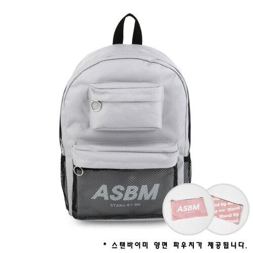 【獨家商品】韓國潮牌 STANd.BY.ME 152 多袋口後背包 書包 電腦包 2