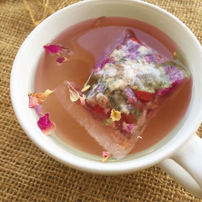 玫瑰紅棗茶 (6g*10入) 玫瑰茶 花茶 養生茶 青草茶 茶包 花草茶