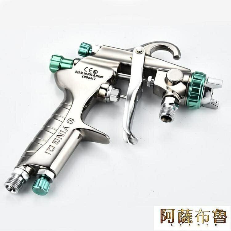 噴漆槍 原裝正品噴槍家具面漆噴漆槍進口油漆噴槍W-7177汽車高霧化噴漆槍 MKS【品質保證】【免運】【快速出貨】